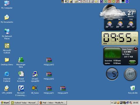 Bob's Desktop